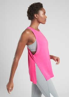 Athleta Essence Mesh Details Tank
