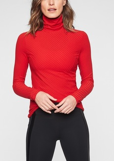 Athleta Essence Ribbed Turtleneck