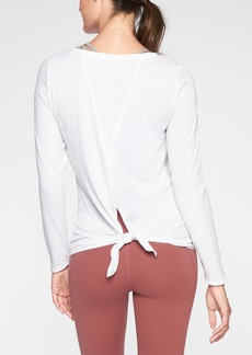 Athleta Essence Semi Fit Long Sleeve