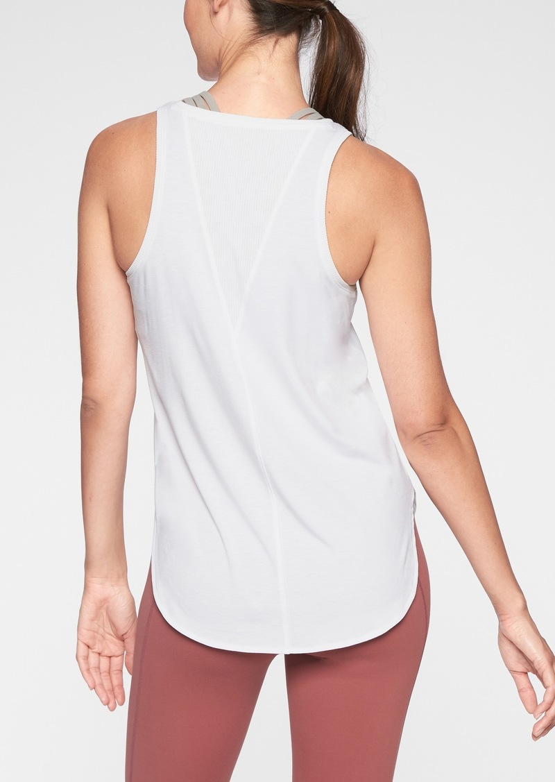 Athleta Essence Semi Fit Tank