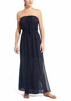 Eyelet Molokai Maxi Dress