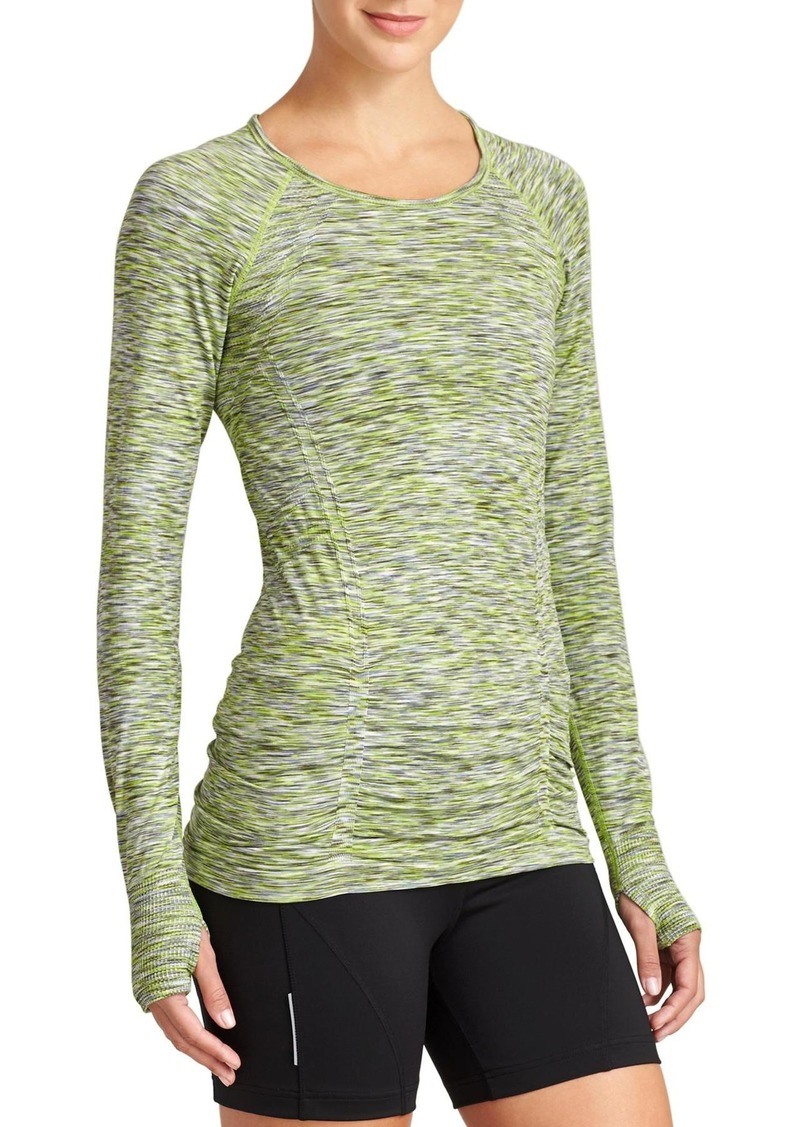 117f135145 On Sale today! Athleta Fastest Track Top Space Dye