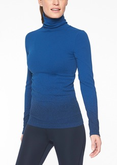 Athleta Flurry Base Layer Ombr&#233 Turtleneck