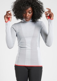 Athleta Flurry Downslope Turtleneck