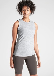 Athleta Foresthill Ascent Heather Tank