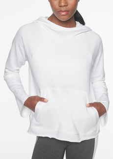 Athleta French Terry Pique Hoodie