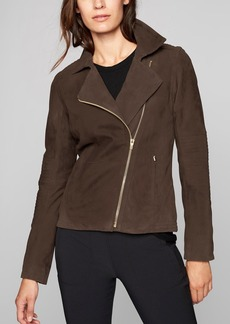 Athleta Helena Suede Jacket