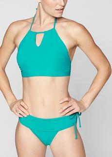 Athleta High Neck Keyhole Bikini Top