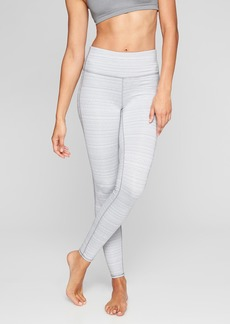 Athleta High Rise Jacquard Chaturanga&#153 Tight