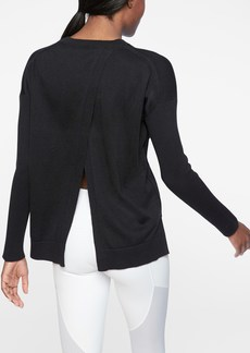 Athleta Highland Crossback Sweater