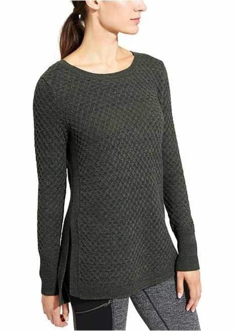 Cashmere Tunic Sweater
