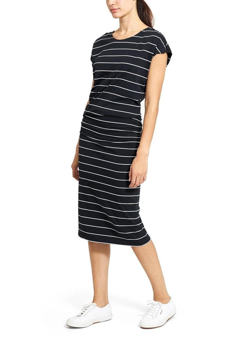 c65174566699 Athleta Horizons Stripe Midi Dress