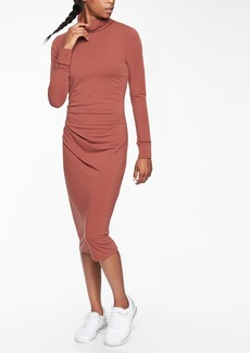 Athleta Industry Turtleneck Dress
