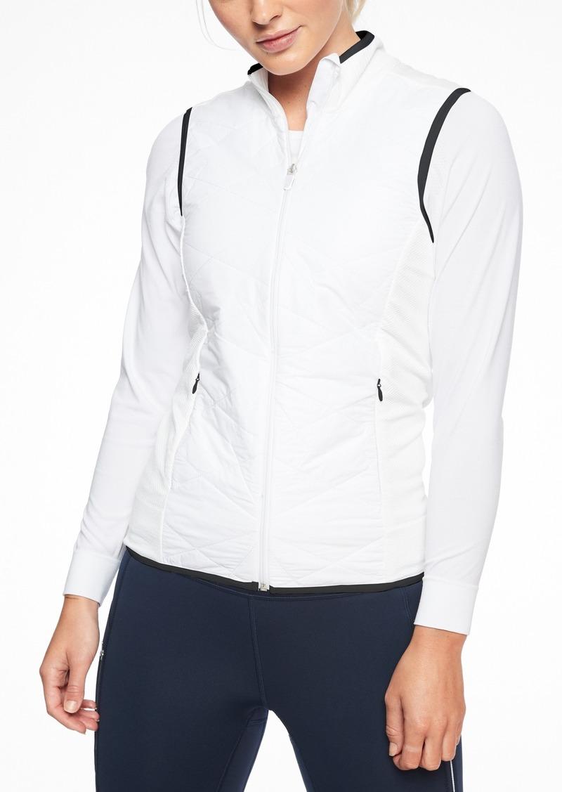 Athleta Insulated Flurry PrimaLoft&#174 Vest