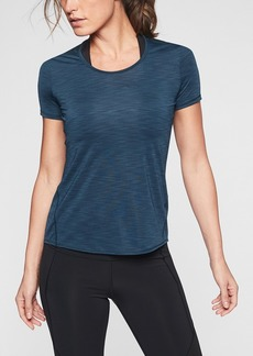 Athleta Kettlebella Train Tee