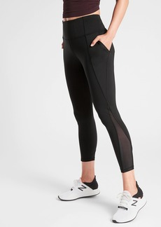 Athleta Lightning Stash Pocket 7/8 Tight