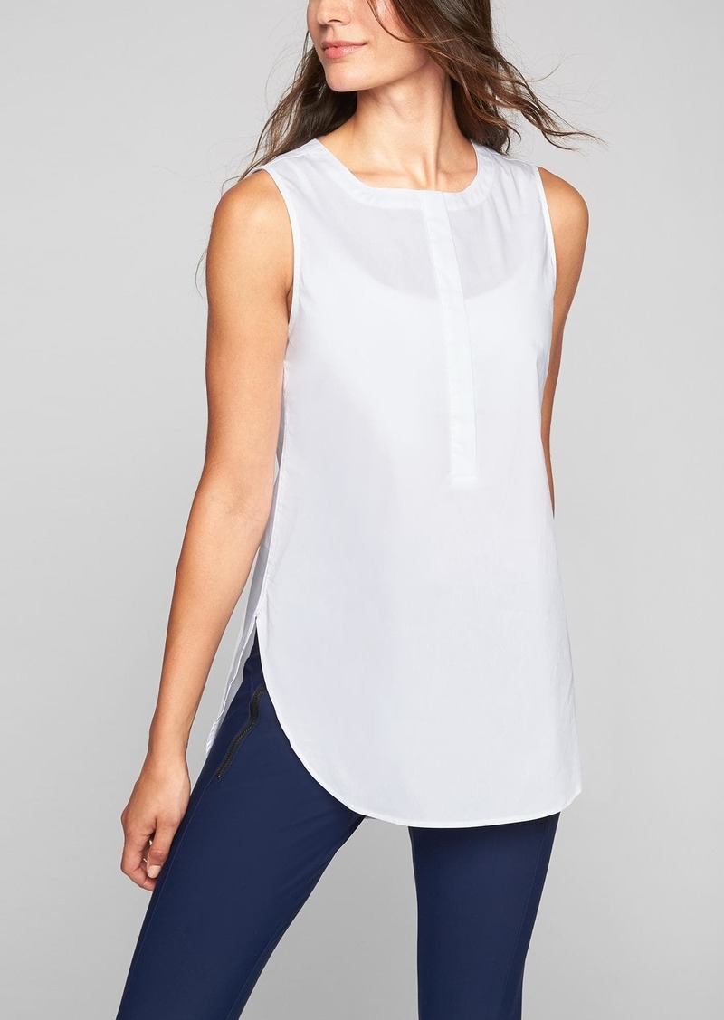 Athleta Long and Lean Popover Tank