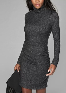 Athleta Malaga Turtleneck Dress