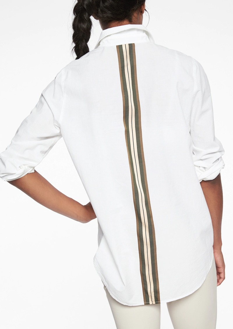 Athleta Marinwood Stripe Shirt