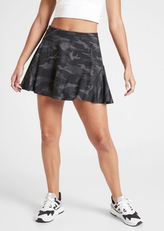 Athleta Match Point Printed Skort 15.5&#34