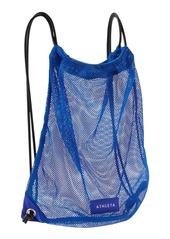 Athleta Mesh Drawstring Bag