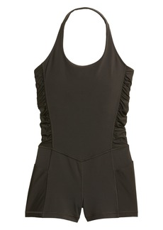 Athleta Mesh Me Up Bodysuit