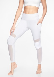 Athleta Meshblock Pocket Pura Tight