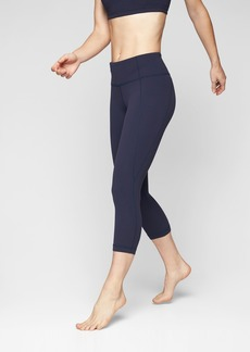 Athleta Mid Rise Salutation Capri
