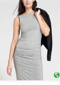 Athleta Midi Tank Dress Solid