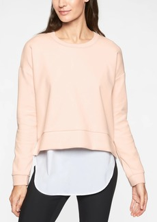 Athleta Modern Sweatshirt