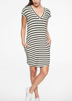 Athleta Newport Sweatshirt Dress