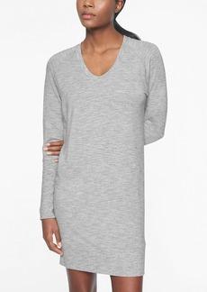 Nirvana V&#045Neck Sweatshirt Dress