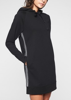 Athleta Olympia Hoodie Sweatshirt Dress