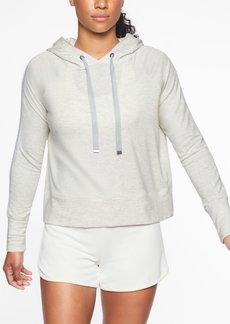 Athleta Open Hearted Hoodie Sweatshirt