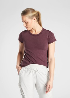 Athleta Organic Daily Crew Tee