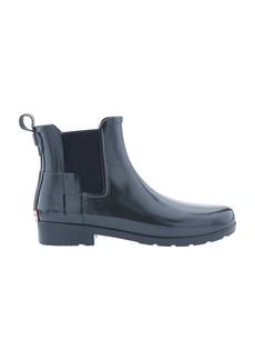 Athleta Original Refined Chelsea Gloss Rain Boot by Hunter
