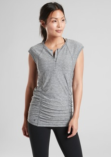 Athleta Pacifica Contoured Heather Tank