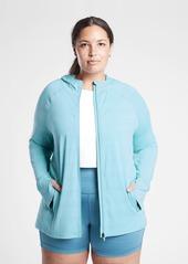 Athleta Pacifica Illume UPF Relaxed Jacket