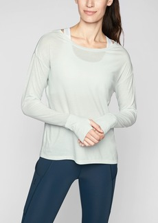 Athleta Power Up Long Sleeve