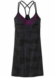 Printed Coastline Swim Dress
