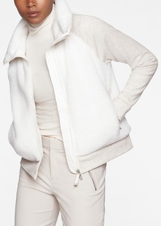 Athleta Range Sherpa Jacket