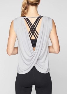Athleta Revive Drape Tank