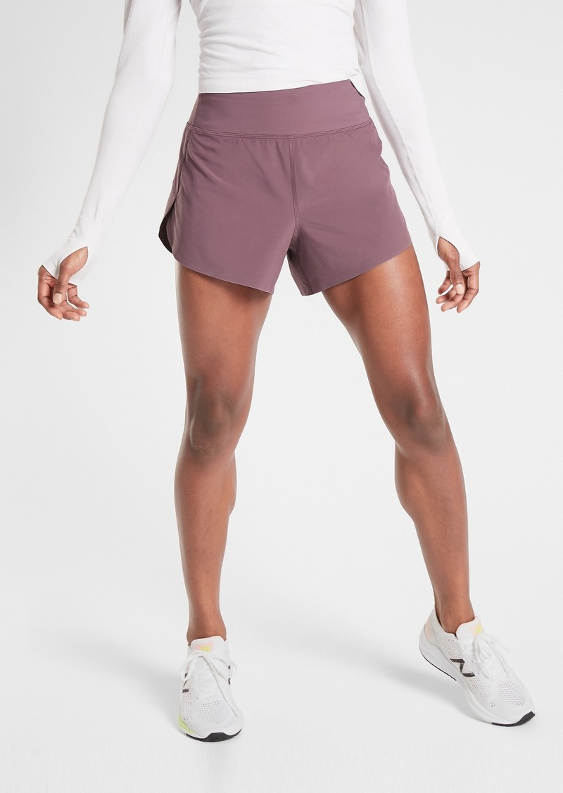 Athleta Run With It 3.5&#34 Short