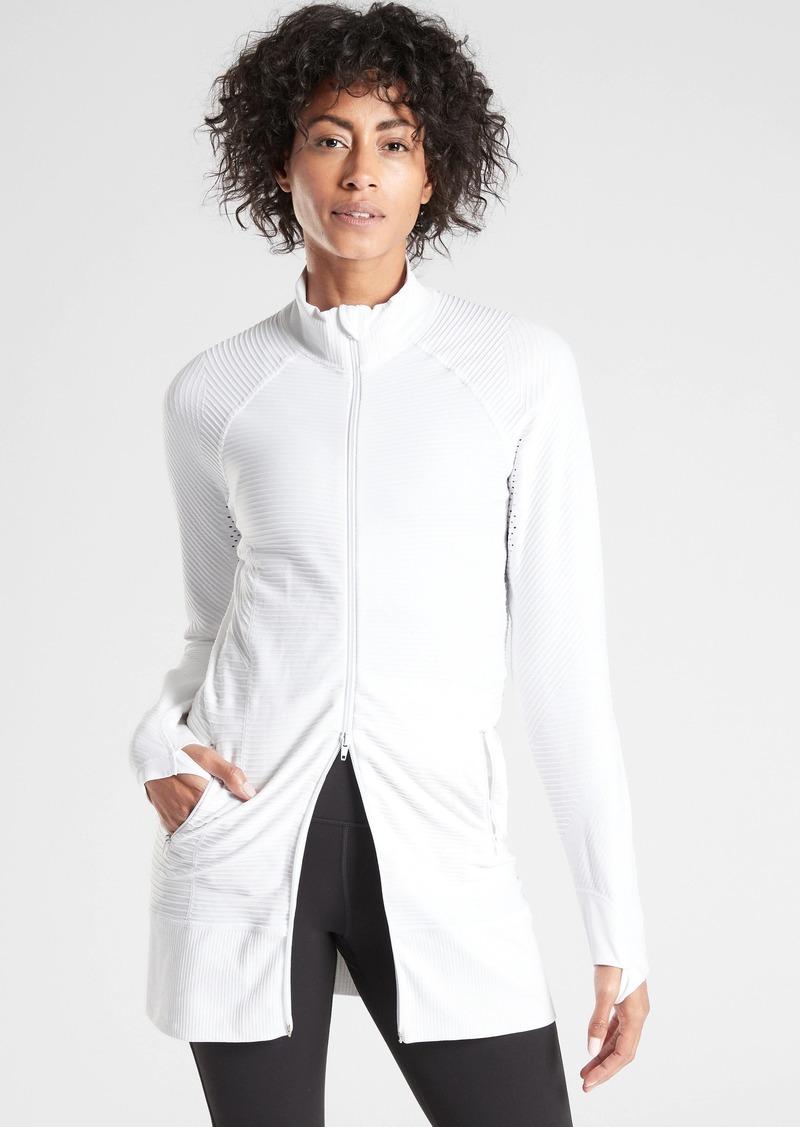 Athleta Rye Full Zip Jacket