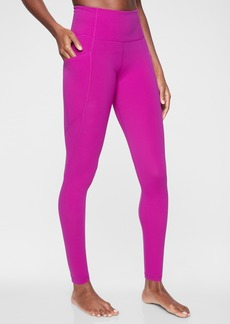 Athleta Salutation Stash Pocket Tight In Powervita
