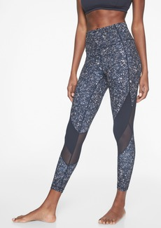 Athleta Sandstone Salutation 7/8 Tight
