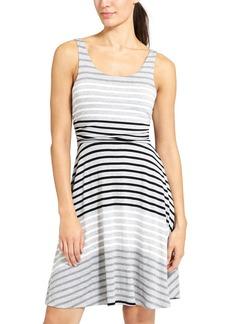Athleta Santa Maria Stripe Dress