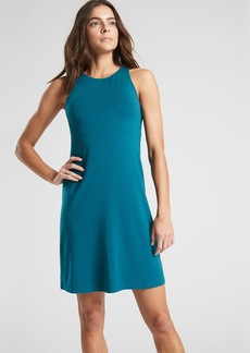 Athleta Santorini High Neck Solid Dress