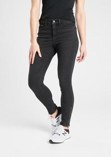 Athleta Sculptek&#153 Ultra Skinny Zip Jean Carbon Wash