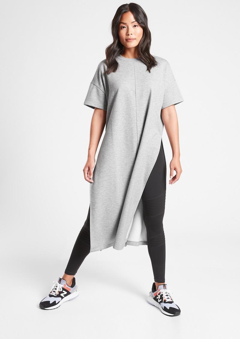 Athleta Sedona Sweatshirt Dress